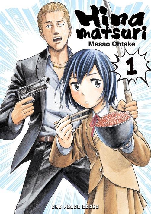 Anime Komedi Terlucu - Hinamatsuri