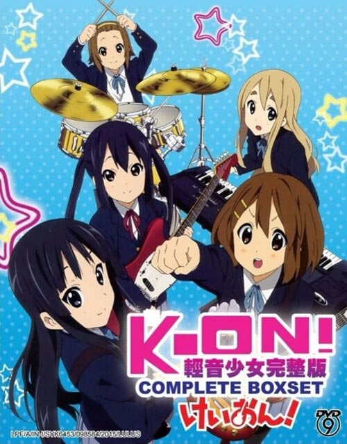 Anime Komedi Terlucu - K-On!