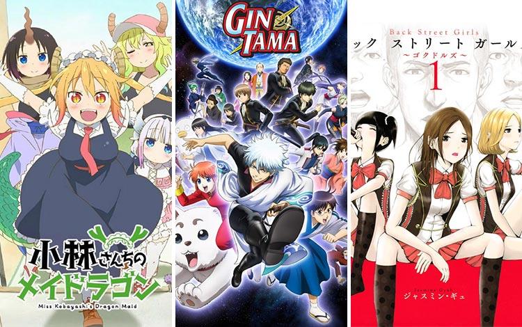 Anime Komedi Terlucu