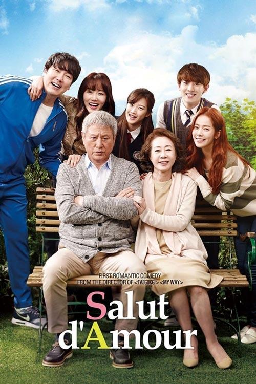 Daftar Film Yang Pernah Dibintangi EXO - Salute D'Amour (2015)