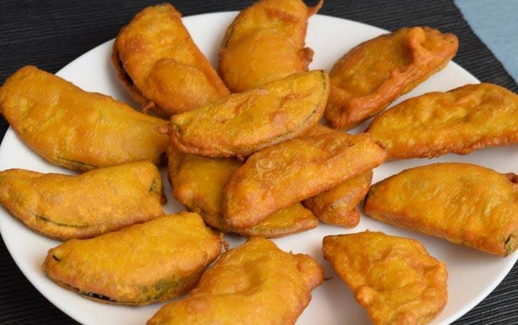 Daftar Street Food Terenak dan Terpopuler Dari Seluruh Dunia - Beguni, Bengal dan Bangladesh