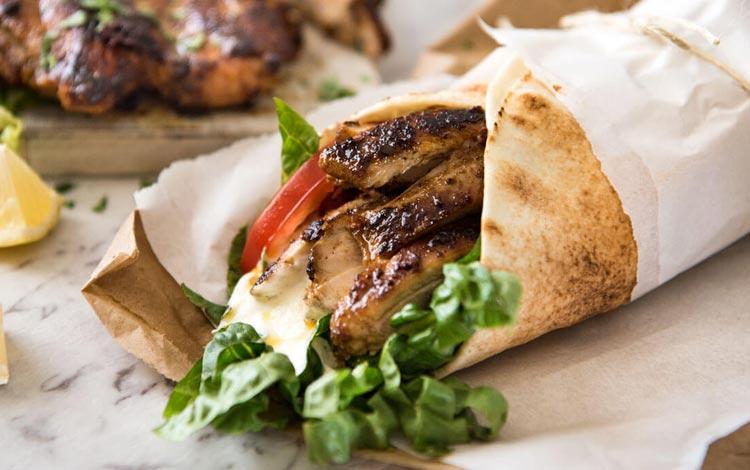 Daftar Street Food Terenak dan Terpopuler Dari Seluruh Dunia - Shawarma, Timur Tengah