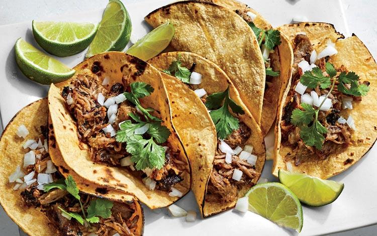 Daftar Street Food Terenak dan Terpopuler Dari Seluruh Dunia - Tacos, Meksiko