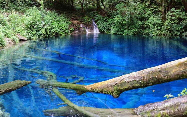 Danau Terindah Di Indonesia - Danau Kaco, Jambi