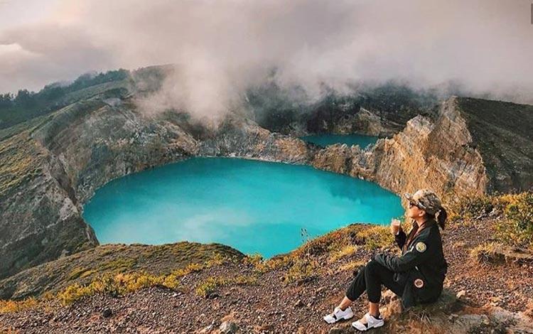 Danau Terindah Di Indonesia - Danau Kelimutu, Flores