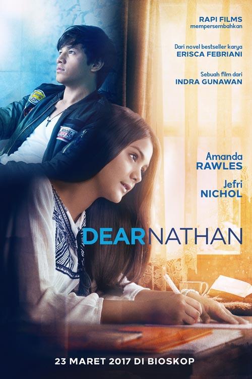 Film Yang Pernah Dibintangi Jefri Nichol - Dear Nathan