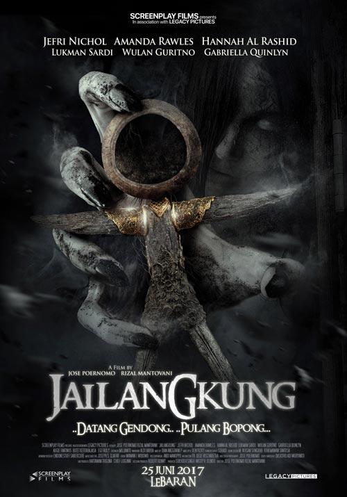 Film Yang Pernah Dibintangi Jefri Nichol - Jailangkung