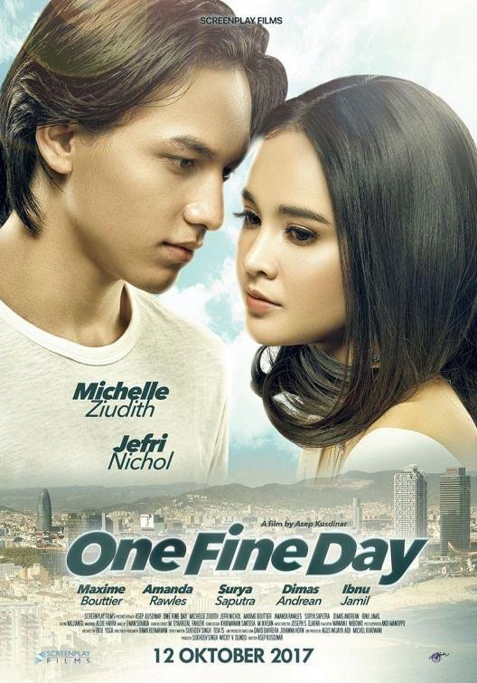 Film Yang Pernah Dibintangi Jefri Nichol - One Fine Day