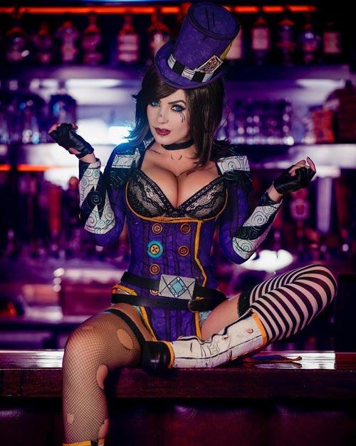 Gamers Tercantik Dan Terseksi Di Dunia - Jessica Nigri, Amerika Serikat