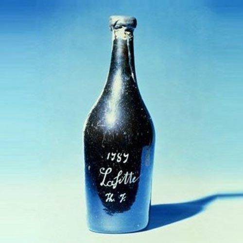 Wine Termahal Di Dunia - Chateau Lafite 1787