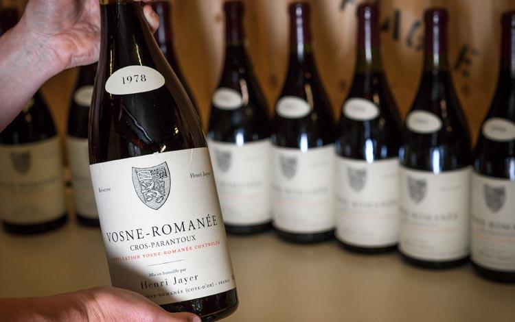 Wine Termahal Di Dunia - Henri Jayer Cros Parantoux