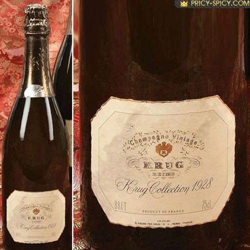 Wine Termahal Di Dunia - Krug 1928