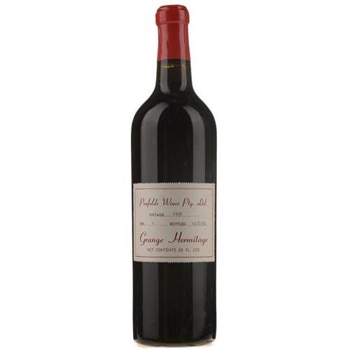 Wine Termahal Di Dunia - Penfolds Grange Hermitage 1951