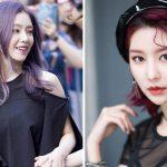 Model dan Warna Rambut Artis Korea Yang Bisa Ditiru