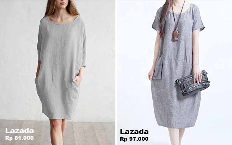 Outfit-Of-The-Week-Tampil-Outstanding-Dengan-Pocket-Tunic-Dress