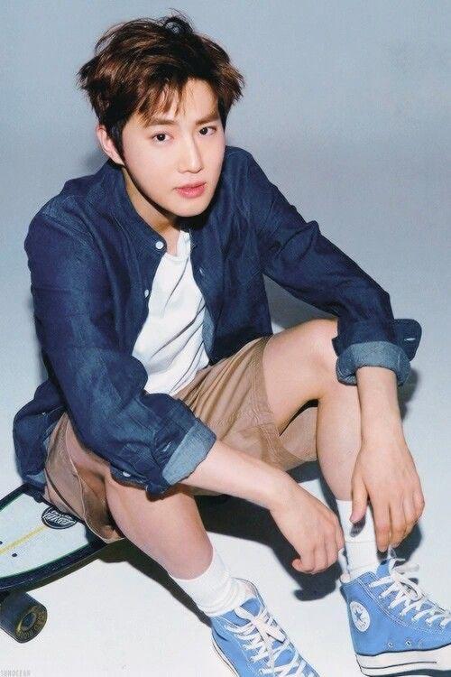 Profil Suho EXO