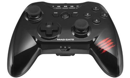 Rekomendasi Gamepad Yang Bagus - Mad Catz C.T.R.L.R