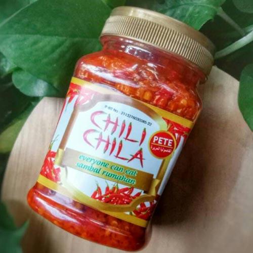 Sambal Kemasan Yang Enak - Sambal Pete Chili Chila