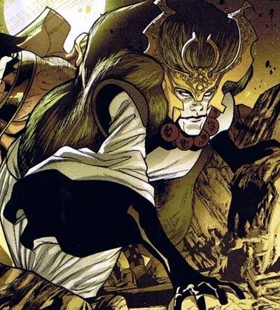Superhero Marvel Terkuat - Amatsu-Mikaboshi