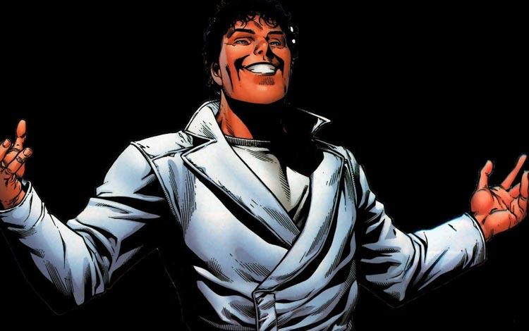 Superhero Marvel Terkuat - Beyonder