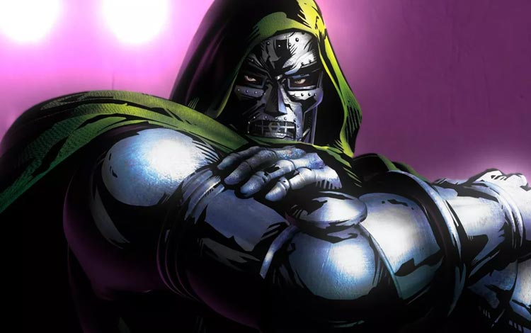 Superhero Marvel Terkuat - Doctor Doom
