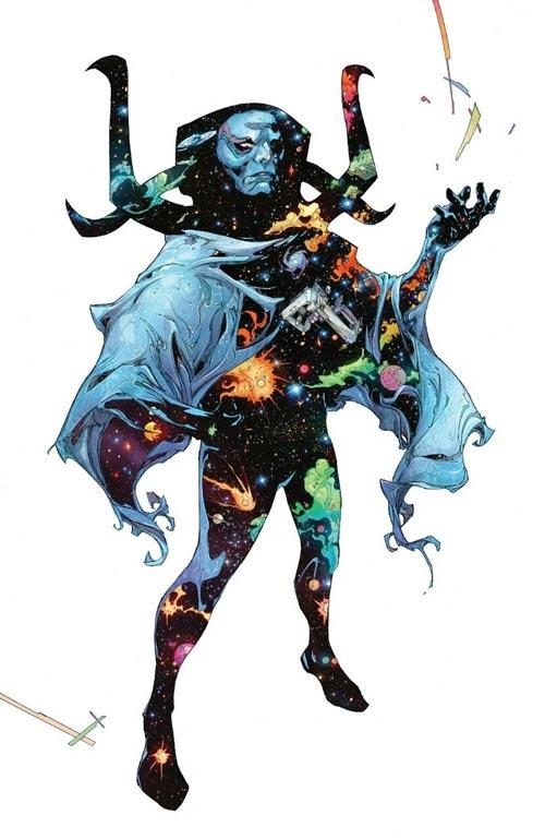 Superhero Marvel Terkuat - Eternity