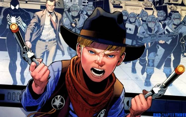 Superhero Marvel Terkuat - Franklin Richards