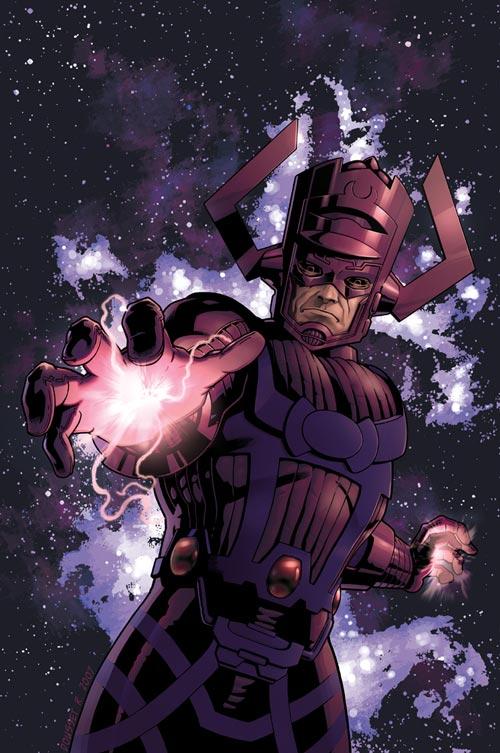 Superhero Marvel Terkuat - Galactus