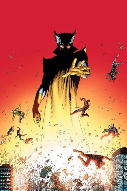 Superhero Marvel Terkuat - Grandmaster