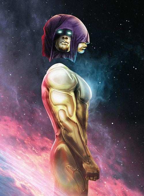 Superhero Marvel Terkuat - Living Tribunal