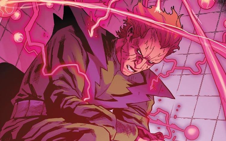 Superhero Marvel Terkuat - Molecule Man