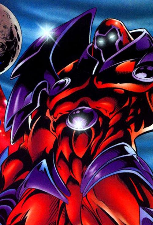 Superhero Marvel Terkuat - Onslaught