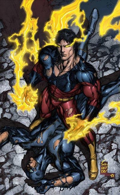 Superhero Marvel Terkuat - Vulcan