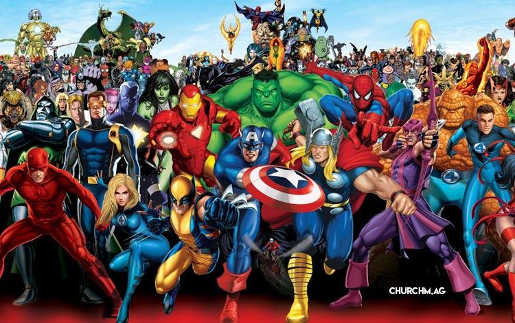 Superhero Marvel Terkuat