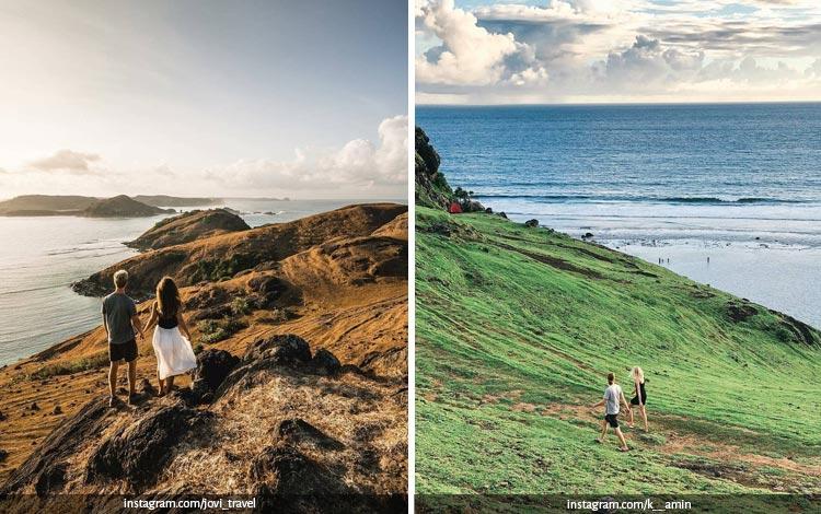 Tempat Wisata Di Lombok Terbaru dan Lagi Hits - Bukit Merese