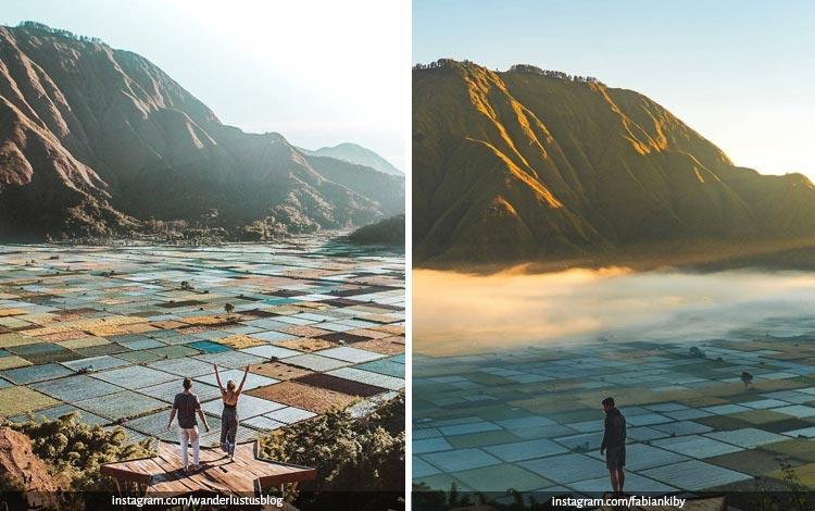Tempat Wisata Di Lombok Terbaru dan Lagi Hits - Bukit Selong