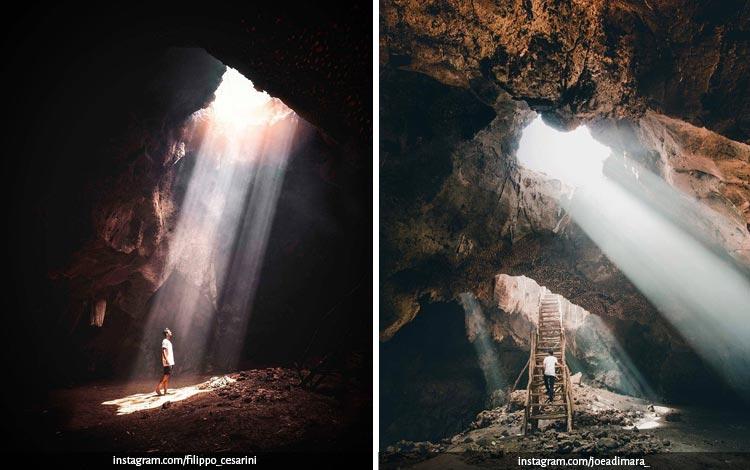 Tempat Wisata Di Lombok Terbaru dan Lagi Hits - Goa Prabu Bangkang