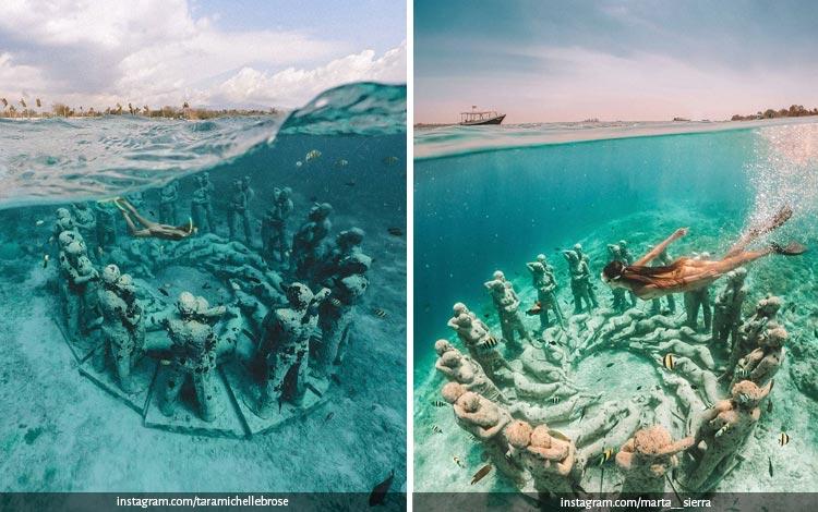 Tempat Wisata Di Lombok Terbaru dan Lagi Hits - Nest Sculpture