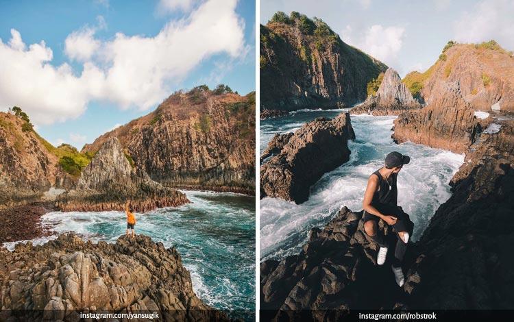 Tempat Wisata Di Lombok Terbaru dan Lagi Hits - Pantai Semeti