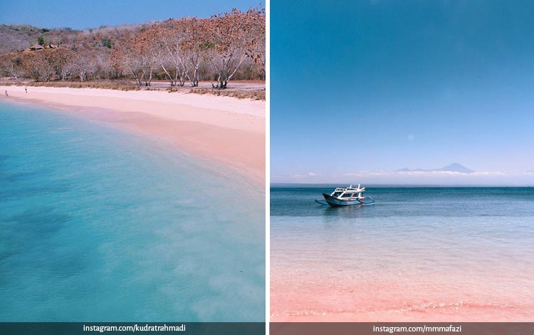 Tempat Wisata Di Lombok Terbaru dan Lagi Hits - Pantai Tangsi