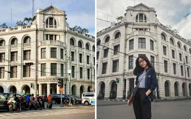 Tempat-Wisata-Di-Medan-Gedung-London