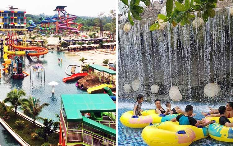 Tempat-Wisata-Di-Medan-Wonders-Water-World