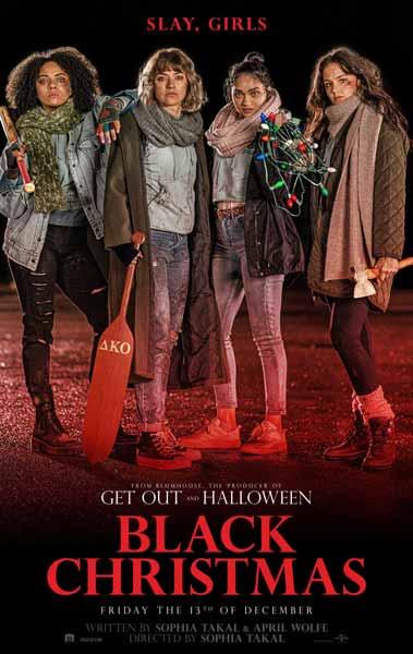 Film bioskop Desember 2019 - Black Christmas