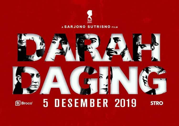 Film bioskop Desember 2019 - Darah Daging