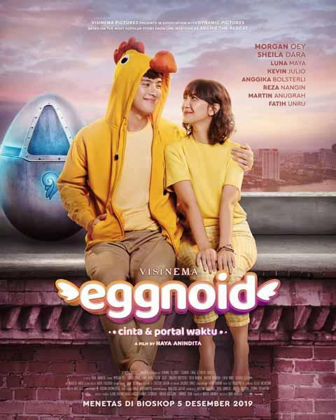 Film bioskop Desember 2019 - Eggnoid