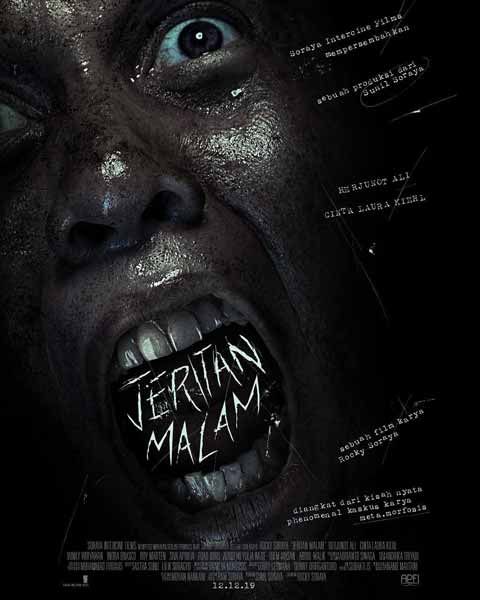 Film bioskop Desember 2019 - Jeritan Malam
