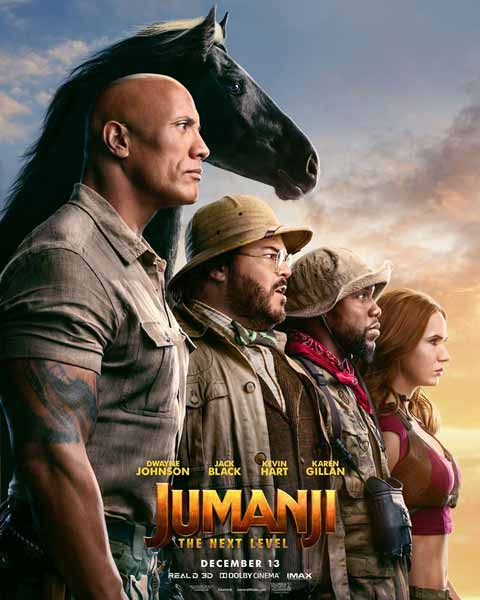 Film bioskop Desember 2019 - Jumanji