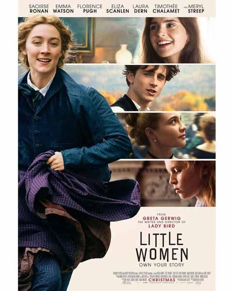 Film bioskop Desember 2019 - CatsFilm bioskop Desember 2019 - Little Women