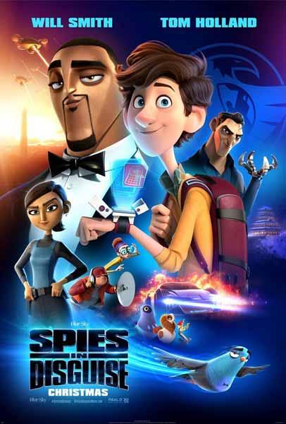 Film bioskop Desember 2019 - CatsFilm bioskop Desember 2019 - Spies In Disguise