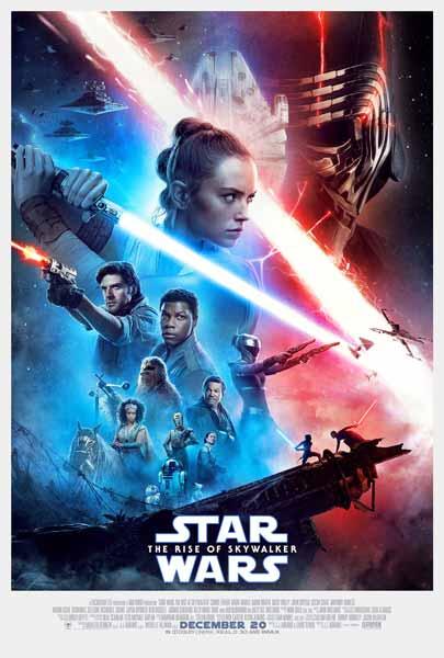 Film bioskop Desember 2019 - Star Wars: The Rise of Skywalker